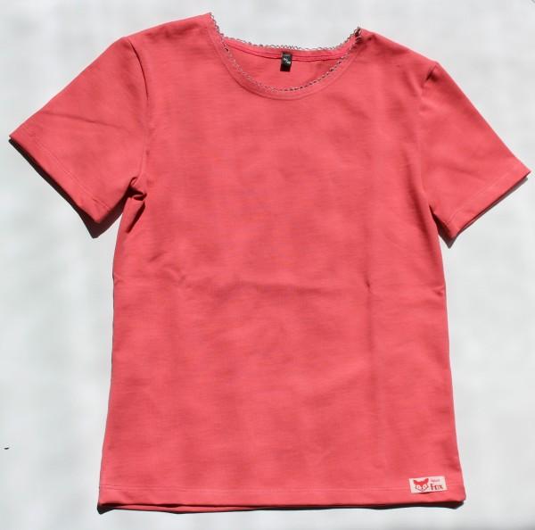 Mädchen-T-Shirt Basic