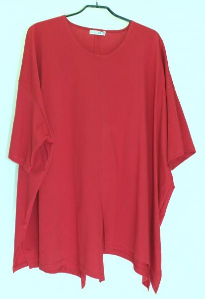 Elke Otto weites Shirt Bio-Baumwolle hergestellt in Deutschland