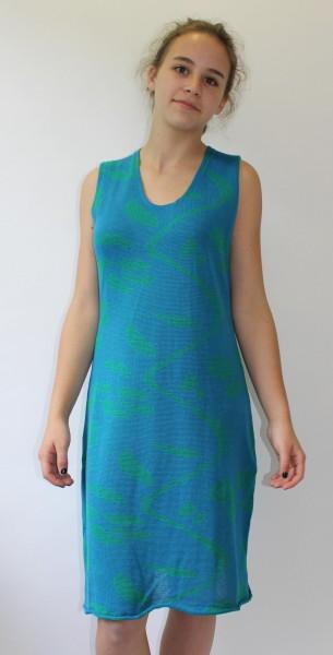 Kurz-Kleid ärmellos