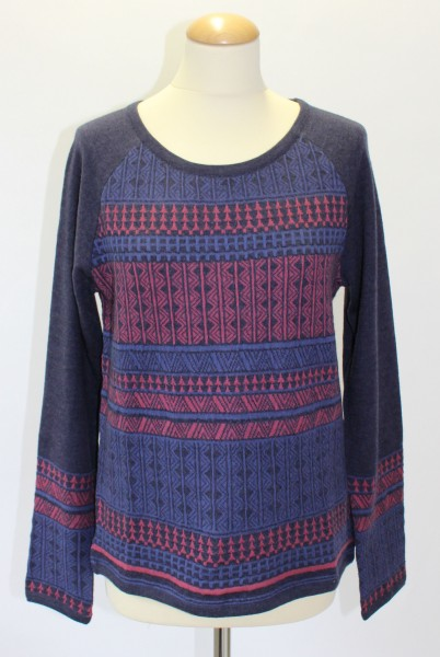 Pullover Wolle/Baumwolle