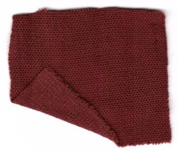Piqué-Jersey Seide-Wolle