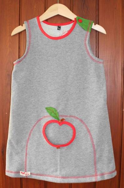 Kleid Apfeltasche