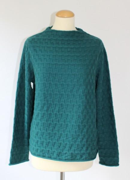 Struktur-Pullover